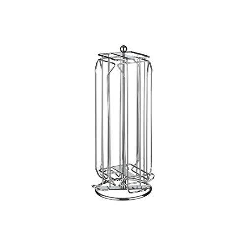 Porte capsules rotatif pour grandes dosettes rigides style DOLCE GUSTO