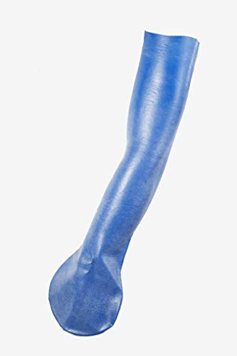 Teyder 192CD-07-L - Cubre Escayolas Brazo Entero, Grande Azul