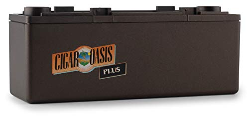 Cigar Oasis Plus Refill Water Cartridge - Compatible with all Plus models (XL-Plus, Plus 2.0 & Plus 3.0)