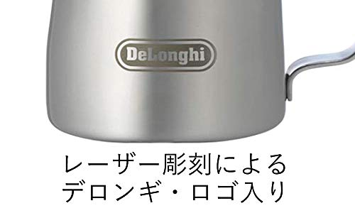 DeLonghi(デロンギ)『ステンレス製ミルクジャグ(MJD350)』