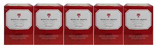 Jrp Montes Ermos 5Bag in Box 5L Vino 13% Tinto