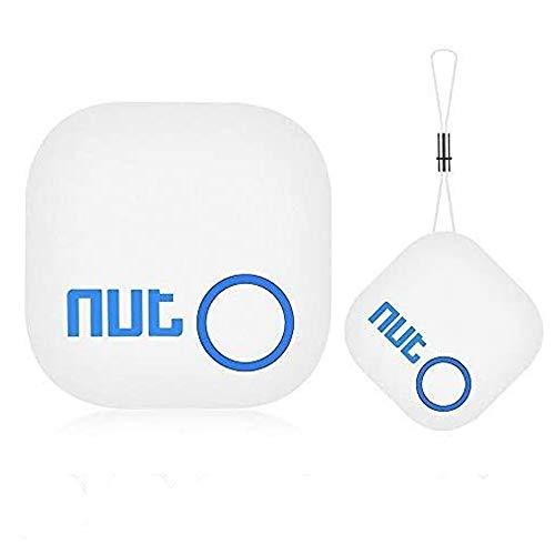 Anki HappiGo - Localizador de llaves con Bluetooth, antipérdida, GPS, localizador de alarma, de mascotas, localizador GPS para iOS, iPhone, iPod, iPad y Android