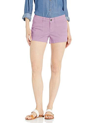 UNIONBAY Women's 3.5' Inseam Denim Short, Sweet Lilac, 5