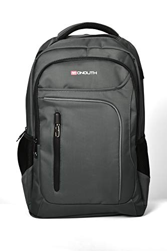 Monolith 200009114D Laptop Backpack 15.6 Inches Model 9114 38 x 20 x 49 cm Dark Grey