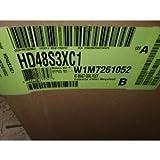 UNITARY Products Group HD48S3XC1A 4 TON AC/HP Horizontal Duct Slab Flex-Coil, R-22/R-410A 1610 CFM