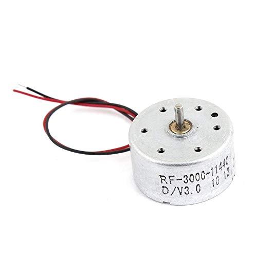 Newin Star Mini Générateur de Moteurs à Haut Couple Cylindre électrique DC Moteur 1700-7300RPM 1.5-6.5V