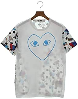 PLAY COMME des GARCONS プレイコムデギャルソン Tシャツ・カットソー メンズ 【中古】