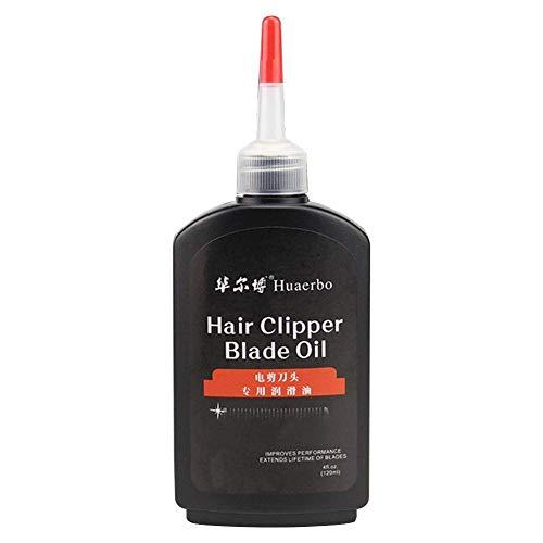 Easy-topbuy 120ML Schmieröl Für Elektrische Haarschneidemaschine, Retro-Elektro-Scheröl-Schmieröl Für Die Schere