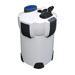 AquaOne-Aquarium-Auenfilter-HW-303A-Filter-1400-Lh-700l-Becken-Filtermaterial-Pumpe-Filter-Schwammfilter-Wasser-Leise