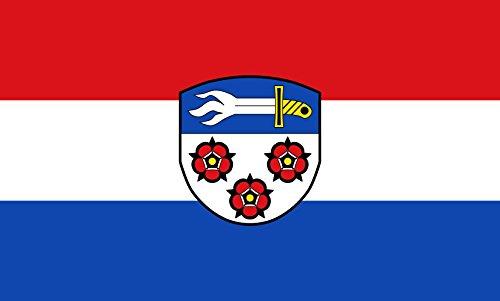 Unbekannt magFlags Tisch-Fahne/Tisch-Flagge: Jettenbach 15x25cm inkl. Tisch-Ständer