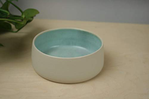 Hundenäpfe aus Keramik. 600 ml, Keramik-Napf Lund, Trink- und Fressnapf für Hunde und Katzen