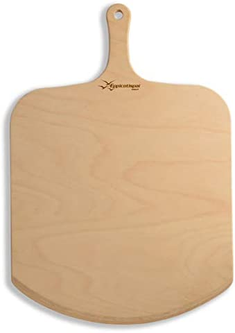 Eppicotispai 12.9 x 18.9 New product type Inch Beechwood Peel Ital Pizza Trust Made in