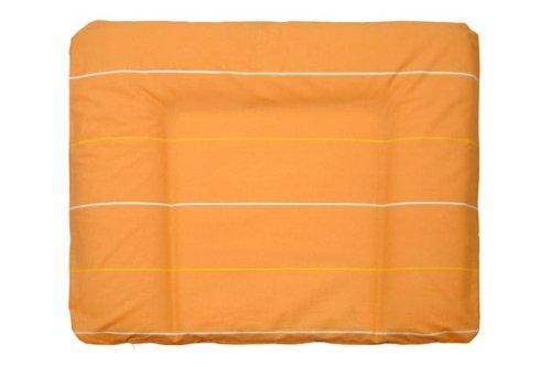 Dr. Soleil 125163 – Matelas à langer avec housse en tissu