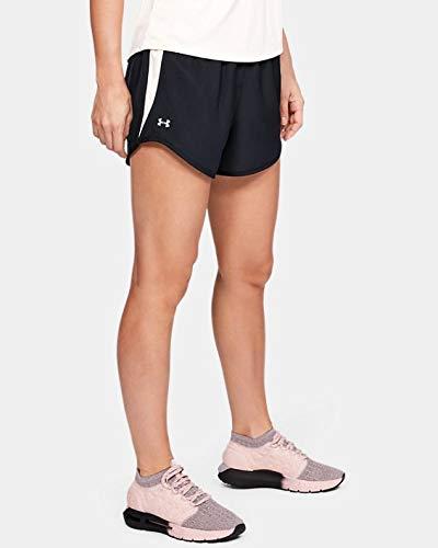 Under Armour Women's UA Speed Stride Shorts MD Black