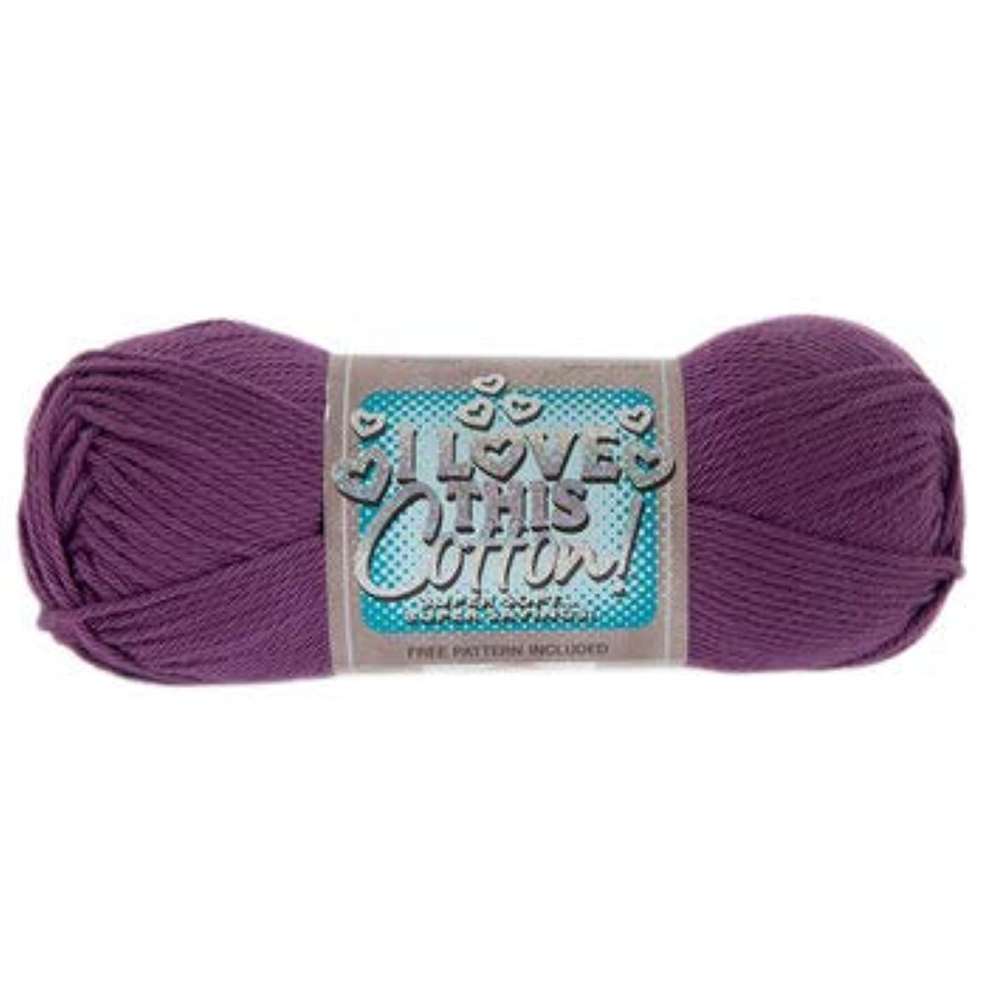I love this Cotton! 262 Mulberry