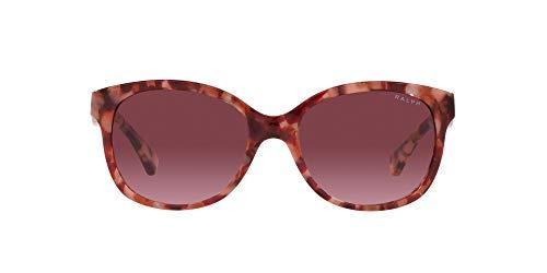 Ralph by Ralph Lauren Women's Ra5191 Cat Eye Sunglasses, Shiny Spotted...