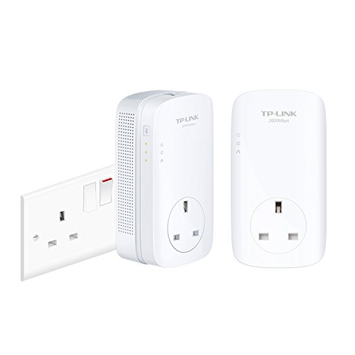 TP-Link TL-PA9020PKIT Kit de inicio Powerline Gigabit de 2...