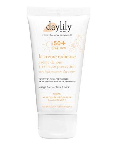 Daylily La crème radieuse Tagescreme, LSF 50