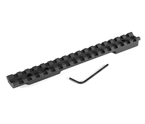 EGW Remington 700 721 Long Action 0 MOA Tactical Scope Mount 40100
