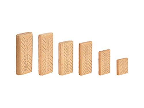 Domino aus Buche D 6 x 40/190 BU Festool 494939