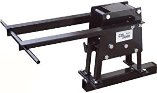Patented Hand Operated Jaw Type Ore Crusher - Grinder With Hitch mount