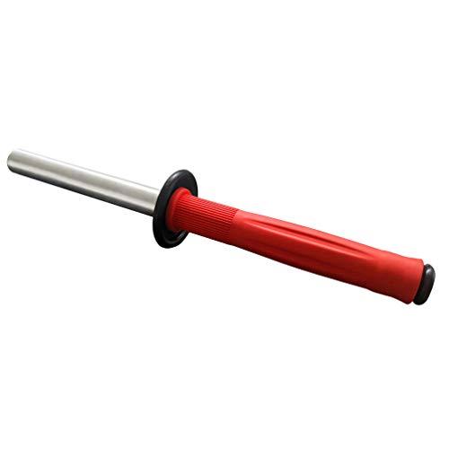 CROSSFER Magnetstab POW100 / Werkstattmagnet/Spanmagnet zur schnellen und sicheren Entfernung von Eisenteilen/Spänesammler für Drehspäne, Frässpäne und Sägespäne aus Eisen und Stahl