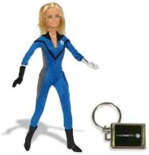 Envío y cambio gratis. Barbie Collectibles Super Heroes Series  The Invisible Woman DC DC DC Marvel  apresurado a ver
