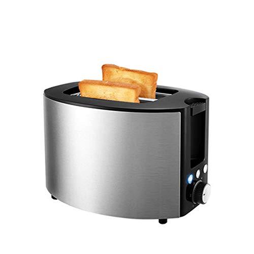 Brotbackautomat Fastbake Brotmacher Einfach zu säubern Kompaktes Design Edelstahl Bäckerei Brotbackmaschine Safe ungiftig