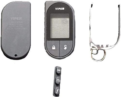 Viper 7756V Remote case replacement for Remote Models: 5706V, 3706V, 4706V