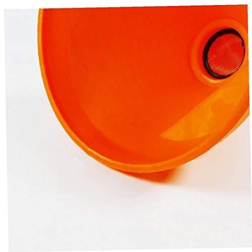 Multipropósito Desmontable Flexible Aceite De Agua De Recarga De Coches De Gasolina Embudo con Filtro De Polietileno De Coches De Llenado De Combustible Tubos