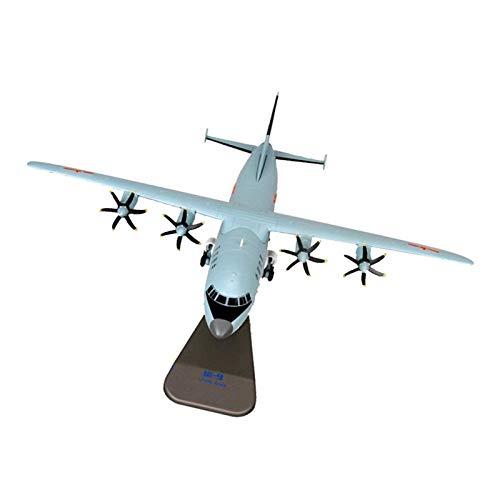1/142 A350 Airplane Airforce Airplane Harz Flugzeug LED Voice Light Resin Flugzeug Spielzeug auf Lager
