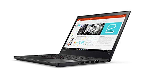 Lenovo ThinkPad T470 14' FHD Touchscreen Business Laptop (Intel Core i7-6500U Processor, 8GB RAM, 256GB SSD, Fingerprint Reader, Windows 10 Pro)