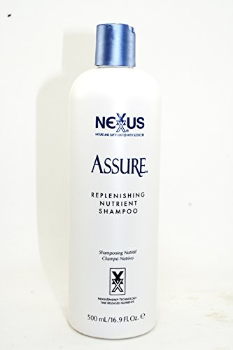 Nexxus Assure Replenishing Nutrient Shampoo 16.9 fl
