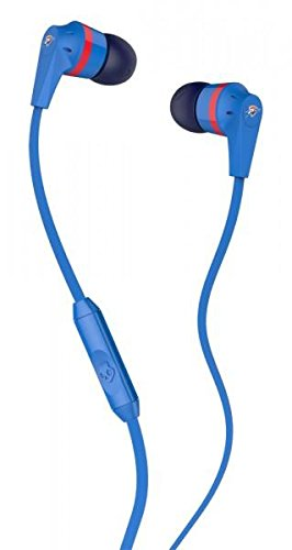 Skullcandy Ink'd 2.0 In-Ear Hoofdtelefoon met In-Line Microfoon - Ouder Met Mic NBA Oklahoma City Thunder