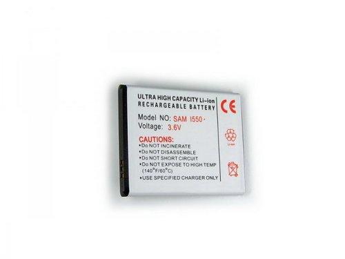 Li-Ion Akku für Samsung SGH-D780/ Samsung SGH-G810/ Samsung SGH-i550/ SGH-i8510 INNOV8/ i7110 PILOT/ AB474350BA/BU / Lithium Ionen / 3,6V