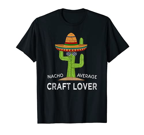 Fun Hilarious Craft Lover Humor Gifts   Funny Meme Crafting T-Shirt