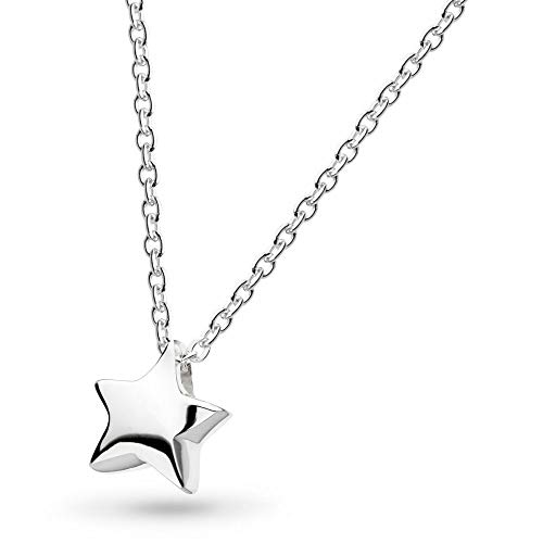 Kit Heath Sterling Silver Miniature Shining Star 17' Necklace, 90034HP