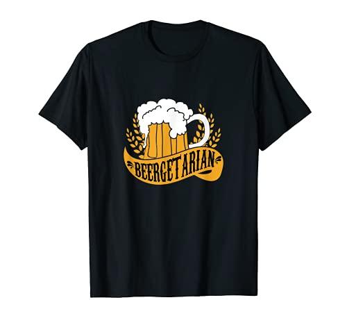 Beergetarian | Fiesta divertida de bebedores y amantes de la Camiseta