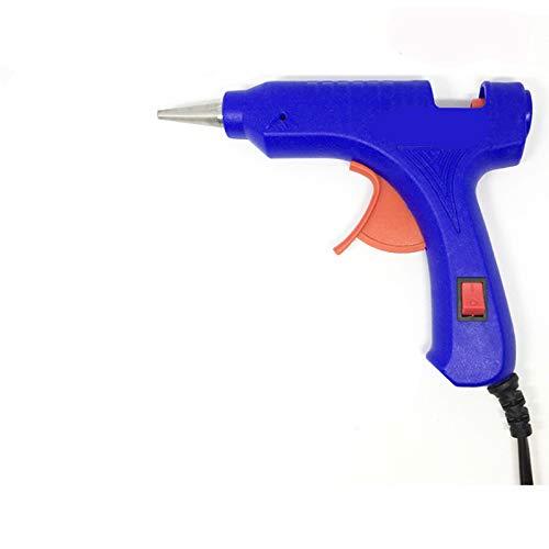 Pistolas para Pegar 20 w pistola de pegamento de fusión en caliente...