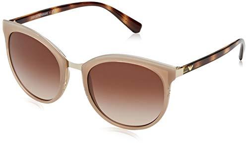 Emporio Armani 0ea2055 301313 55 Gafas de sol, Opal Turtledove, Mujer