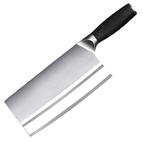 SAIYI Cuchillo de Cocina Cuchillo de Chef Profesional alemán 9Cr18 Cuchillo de Cocina de Acero Inoxidable Cortador Cortador para la Herramienta de Cuchilla de Cocina de la casa del Hotel