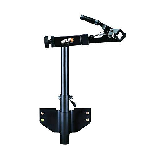 Super B vrijetijdsbroek voor montage met wangen, skibinding op werkbank + wand voor frame van 25,4 mm tot 50 mm