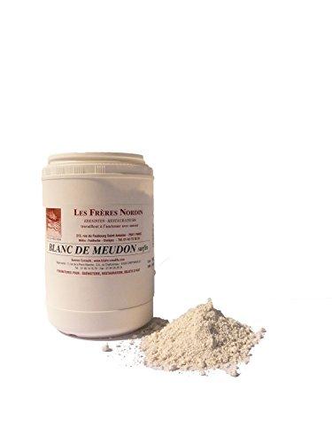 Les Frères Nordin 418257- Bianco di Meudon ultrafino