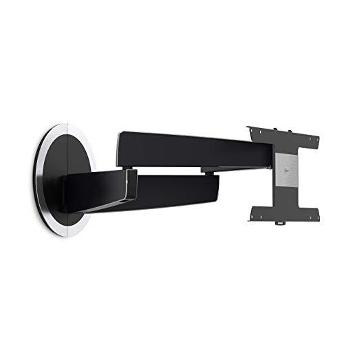 Vogel's Full Motion TV Wall Mount, Swivel - for 40 to 65 inch LG OLED TV, Next 7346, Black (Renewed)