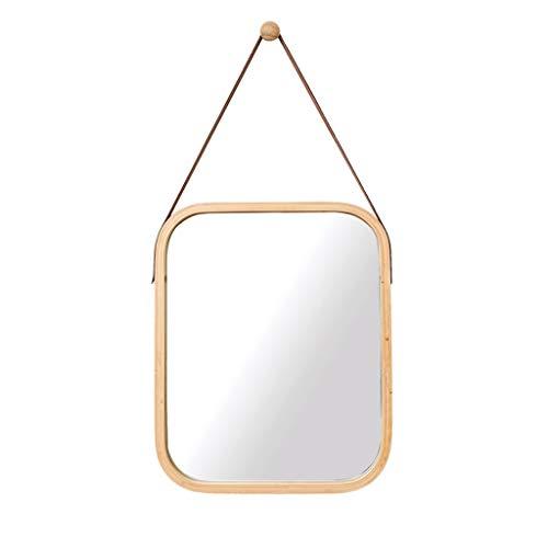 CJH Europese muur Stickers Vierkante Spiegel Muur Opknoping Kleding Spiegel Hal Vrouwelijke Fitting Spiegel Halflange Spiegel Opknoping Spiegel