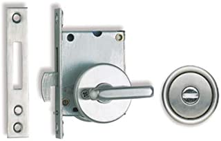 Stainless Steel Sugatsune SSG-65 3-11//16in Gate Latch with Padlock Holes