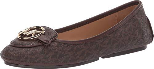 MICHAEL Michael Kors Lillie Moc Baleriny Kobiety Brązowy - 37 - Baleriny Shoes
