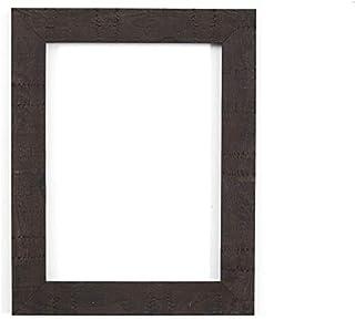 Memory Box Shabby Chic Rustic-Wood- Marco de Fotos de Cereales Disponible en 4 Elegantes Colores y Varios tamaños – 91 x 61 cm (36 x 24 Pulgadas) – Negro