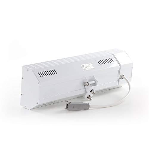 AEG Kurzwellen-Heizstrahler IR Comfort 2024, 2000 W, hocheffiziente Qualitäts-Goldröhre, 229954 - 4