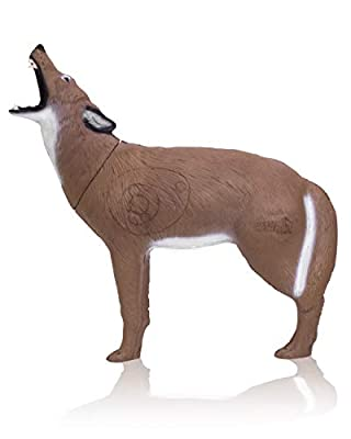 Delta Howling Coyote 3D Target